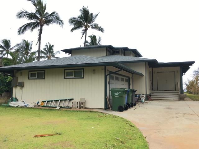 new home outside of ocean setback